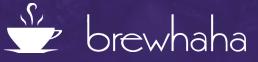 BrewHaHa Cafe Hornsby Logo